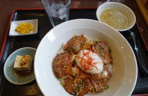 DSC04618 - 叉焼キムチ丼