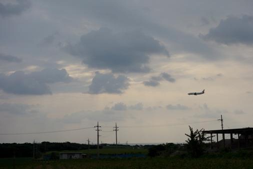 DSC05205 - 飛行機