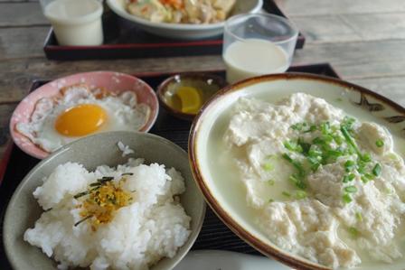 ゆし豆腐セット DSC06549