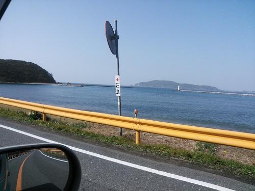山口海岸線