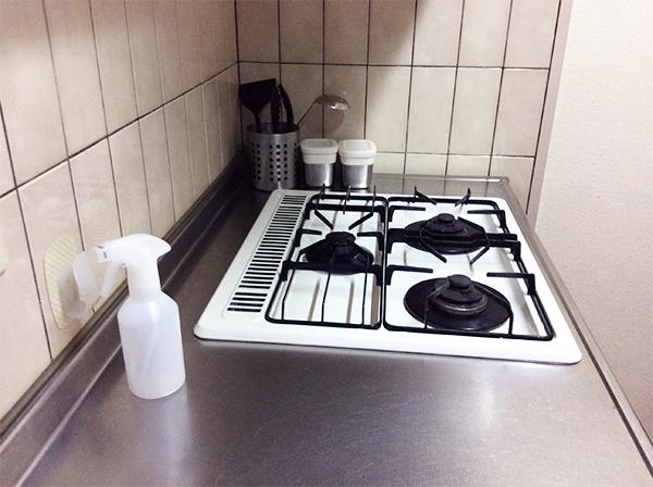 キッチンコンロ