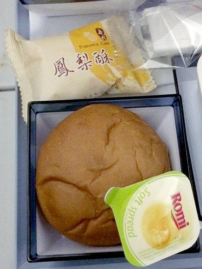 機内食05@China Airlines 2014年11月21日