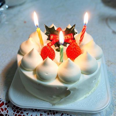 オリジナル生ケーキ 4号01@LOWSON STORE 100