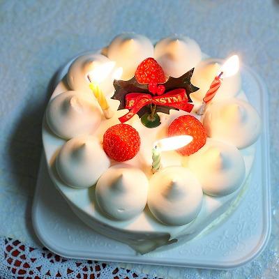 オリジナル生ケーキ 4号02@LOWSON STORE 100