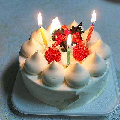 オリジナル生ケーキ 4号03@LOWSON STORE 100