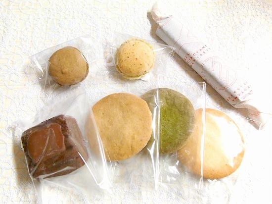 焼き菓子類@Patissier Hal Yokoyama