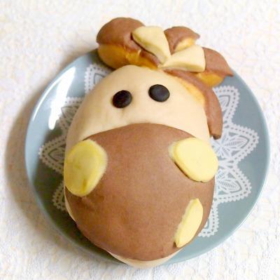 うま(チョコクリーム)02@ZENITH