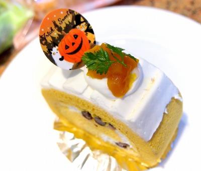 米粉のかぼちゃロール01@ARDEUR_2014年10月