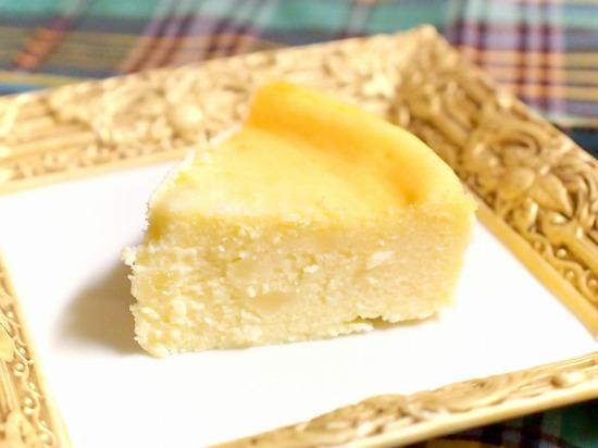 花畑牧場 チーズ工房の無添加チーズケーキ ~十勝ゴールデンゴーダ~09@花畑牧場