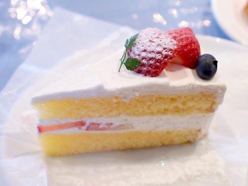 苺のショートケーキ02@MACARONI MARKET 2015年01月