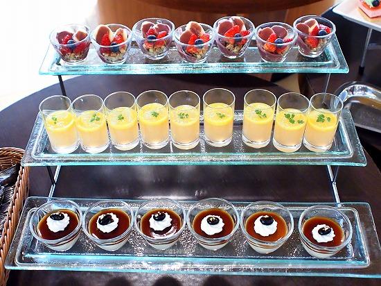 ゼリー類@Sheraton Grande Tokyo Bay Hotel tostina 2015年03月