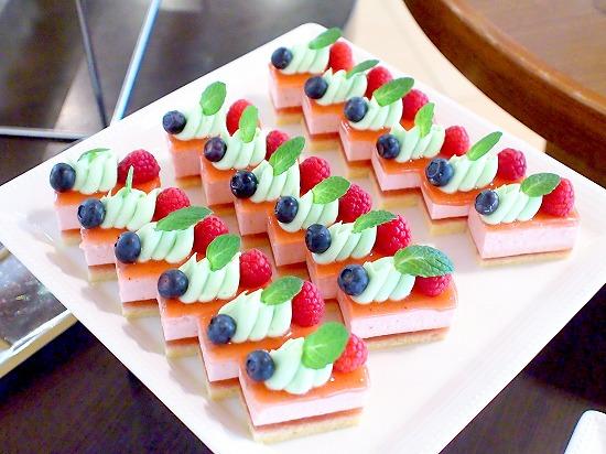 ミントストロベリー01@Sheraton Grande Tokyo Bay Hotel tostina 2015年03月