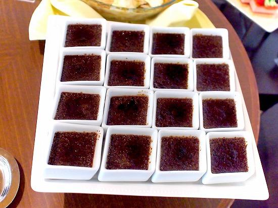 チョコレートブリュレ01@Sheraton Grande Tokyo Bay Hotel tostina 2015年03月
