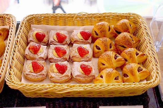 苺のデニッシュ 01@Sheraton Grande Tokyo Bay Hotel tostina 2015年03月