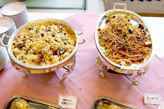 軽食01@HOTEL GRAND HILL ICHIGAYA CATTLEYA 2015年04月
