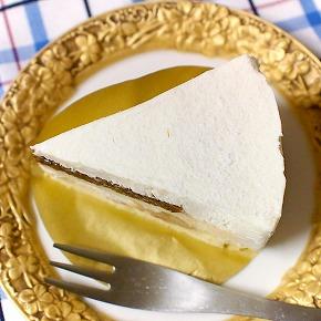 塩レアチーズケーキ03@Chateraise