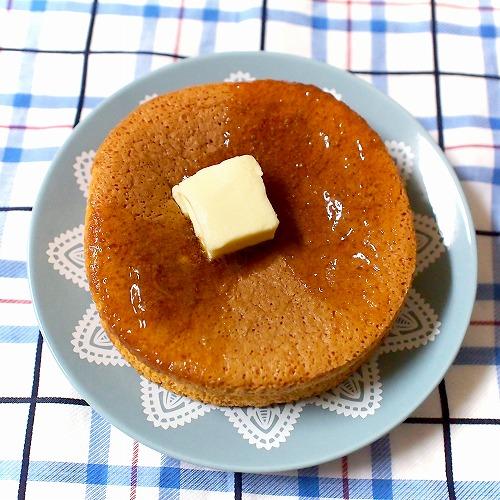 ふわふわパンケーキ メープル&マーガリン03@ヤマザキ