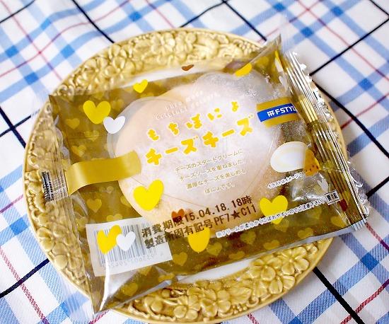 もちぽにょ チーズチーズ02@Three F