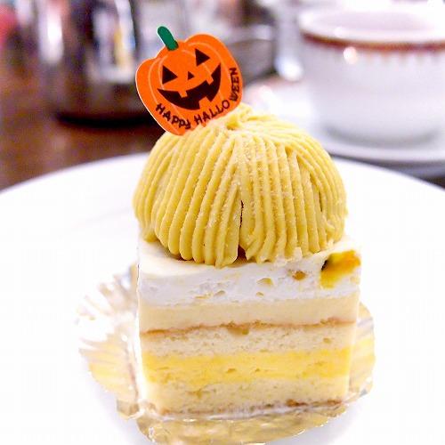 かぼちゃ モンブラン06@EmilieFloge