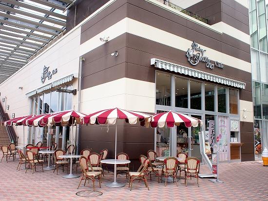 お店@baby Moncher Cafe
