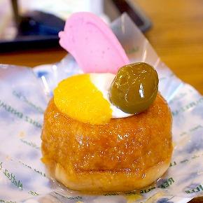 梅酒と紅茶のサヴァラン02@お菓子工房PONY_2015年06月