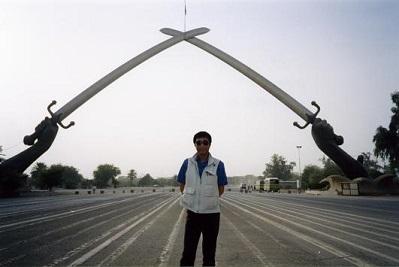 バグダット2002年11月