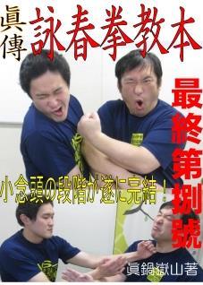 眞傳 詠春拳教本最終第捌號