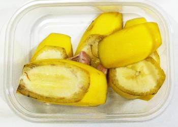 実験バナナ