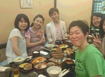 名古屋 和みの家族とごはん