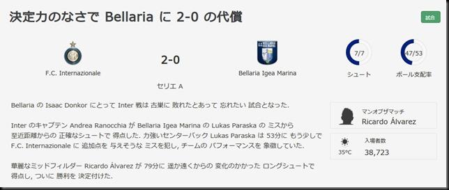 Bellaria.2016.9.11.result