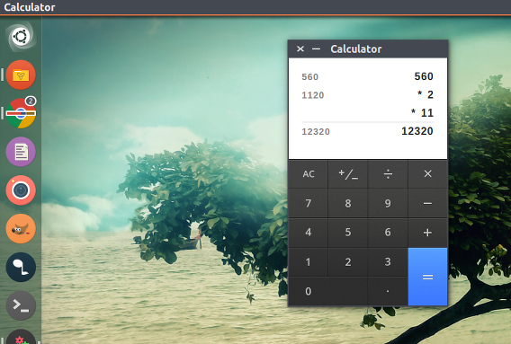 Calculator Chromeアプリ Google 電卓