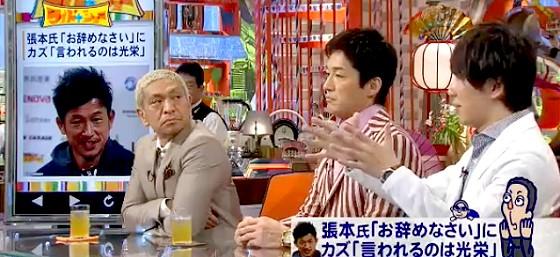 ワイドナショー画像 張本勲vs三浦カズ問題 松本人志 長嶋一茂 古市憲寿