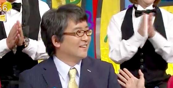 ワイドナB面・画像 広津崇亮さんご本人が登場 線虫が早期がんを嗅ぎ分ける