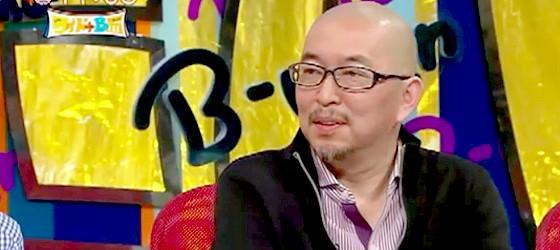ワイドナB面・画像 世界的発見をした研究者の広津崇亮は金子達仁の大ファンだった