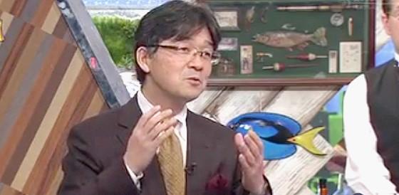 ワイドナショー画像 西田公昭教授がオウムのマインドコントロールを解説 2015_03_22
