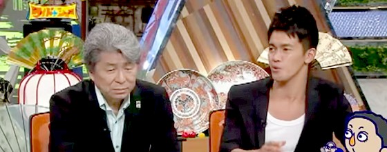ワイドナショー画像 武井壮 鳥越俊太郎 イチローと王貞治の凄さとは 2015_05_03