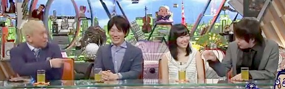ワイドナショー画像 ウーマン村本「松本さん それギリギリわかります」 2015_05_10