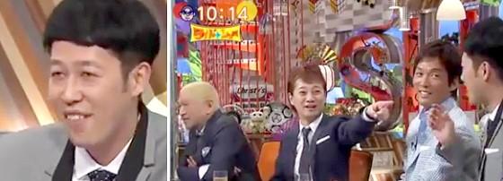 ワイドナショー画像 小籔千豊がSMAPファンの真似 中居正広がツッコむ 2015_05_17