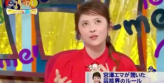 ワイドナB面・画像 ラフルアー宮澤エマが驚いた芸能界のルール「色かぶり」 2015_05_24