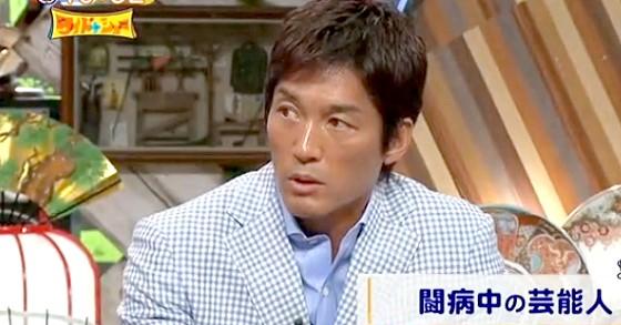 ワイドナショー画像 長嶋一茂 「有名人が病名を公表するのは我々へのメッセージ」 2015_05_17