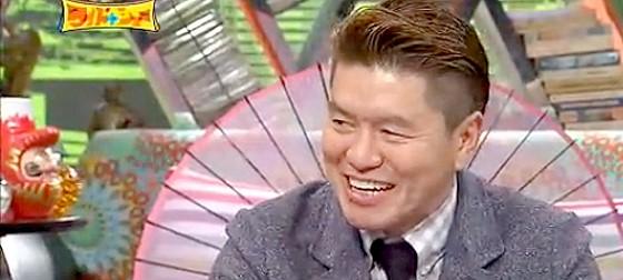 ワイドナショー画像 ヒロミ 共演NGの堺正章に干されたという噂は全くのデタラメ 2015年1月11日