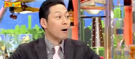 ワイドナショー画像 東野幸治 松本人志に誉められた直後、古市憲寿に「何がすごいんですか」と聞かれ思わず目をむく 2015_01_18