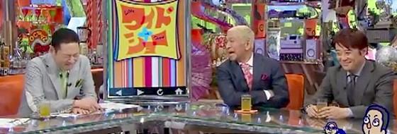 ワイドナショー画像 東野幸治 指原莉乃は見た目なら15位ぐらいです 2015_06_14