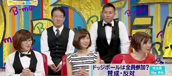 ワイドナショー画像 佐々木恭子アナ 義務教育時代のいやなことをどう乗り越えたか質問 2015年6月28日