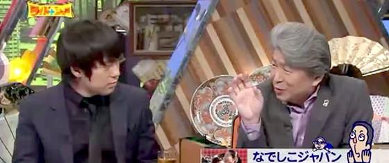 ワイドナショー画像 鳥越俊太郎 W杯決勝でなでしこジャパンが勝つ理由を丁寧に解説 2015_07_05