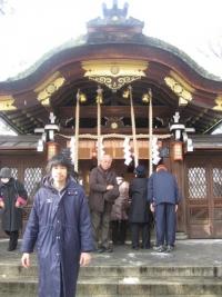 150103初詣⑥護王神社