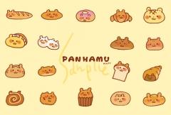 ポストカード_PANHAMU