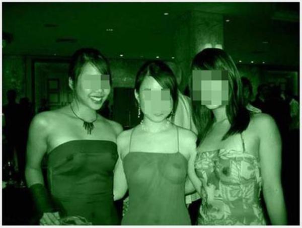 赤外線盗撮画像 38