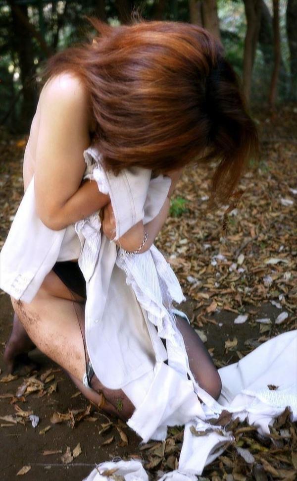 レイプ強姦画像 15