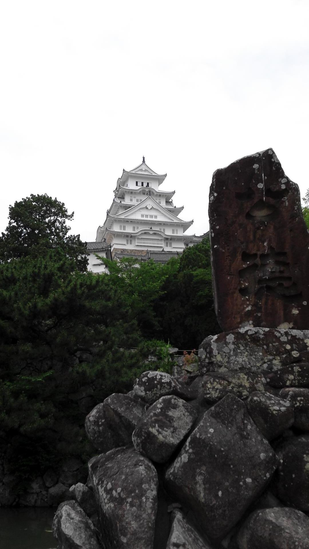 姫路城-別名白鷺城-